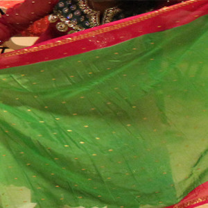 Saree draperen cursus