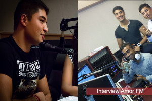 Media_Interview Amor FM