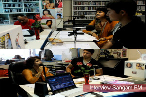 Media_Interview Sangam FM