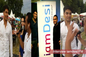 Media_Interview iamdesi FM