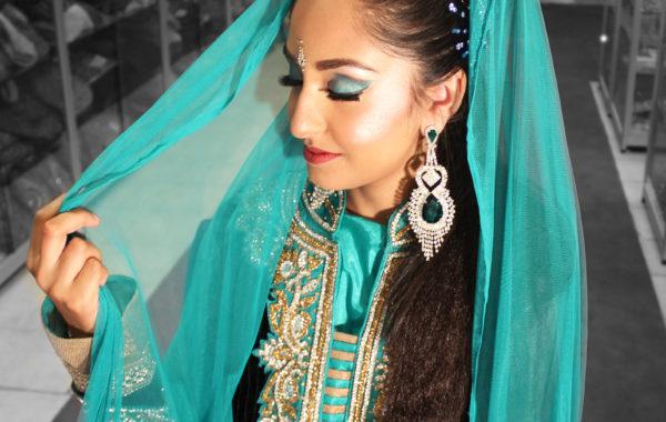 Pakistaanse bruidsopmaak