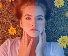 Vochtbalans van de huid herstellen